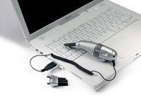 Aspirator USB pentru calculatoarele greu incercate