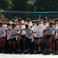 1500 de alergatori in cursa pentru sanatate