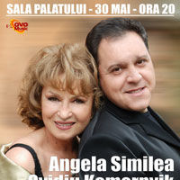 Angela Similea si Ovidiu Komornik - in turneu