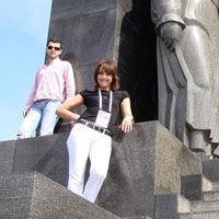 Nico si Vlad, la plimbare prin Serbia