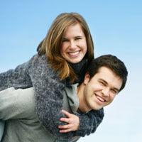 Atuurile cuplului romantic