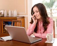 Cum sa-ti eficientizezi munca daca lucrezi acasa