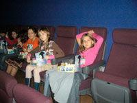Ziua Copilului are sapte zile la Hollywood Multiplex
