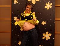 Ana Maria Prodan incepe training-ul de mamica