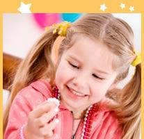 Ofera-i un pranz special de Ziua Copilului