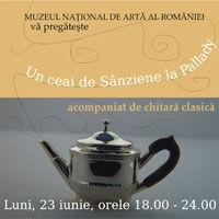 """""""Un ceai de Sanziene la Pallady"""""""