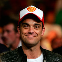Robbie William si Lily Allen, impreuna