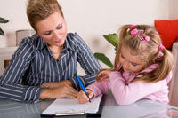 Cum pregatim psihologic copilul pentru examen