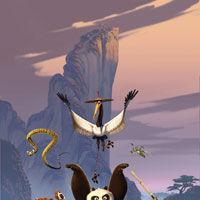 """""""Kung Fu Panda"""", candva in lumea Panda"""