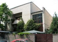 Inceputurile arhitecturii moderne in Bucuresti