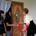 Teo Trandafir a ajuns la Targu-Mures