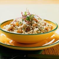 Salata cu orez si menta