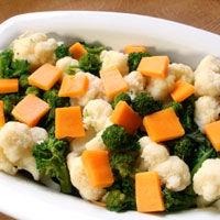 Salata cu broccoli si conopida