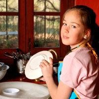 Copiii si treburile casnice