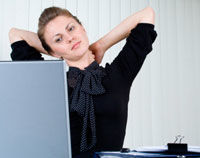 Exercitii de relaxare la birou