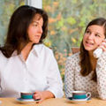 Relatia mama-fiica versus relatia fiica-prietena