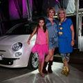 Fiat o trimite pe Catinca Roman la Milano