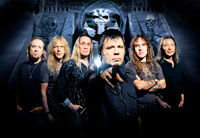 """Iron Maiden - """"Somewhere Back In Time World Tour 2008"""""""