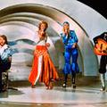 ABBA, locul 1 cu un album de acum 16 ani
