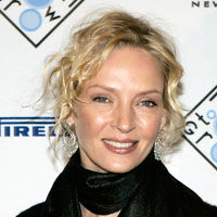 Uma Thurman, teama de batranete