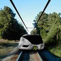 Trenul viitorului: compartimente individuale