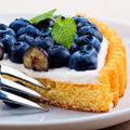 Prajitura cu fructe si miere