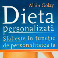 """""""Dieta personalizata"""", de Alain Golay"""