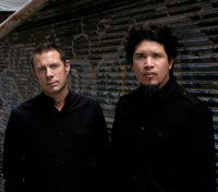 Thievery Corporation in Romania