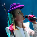 Roisin Murphy revine la Bucuresti