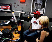 Maxi Jazz si Sister Bliss, in studioul ProFm Dance
