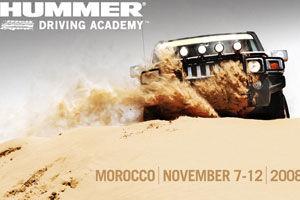 Hummer te duce in desertul Sahara