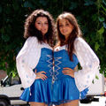"Roxana si Elena (Etnic) – ""hartuite""... de vantul puternic"