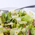 Salata cu ton si ou