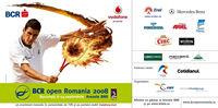 BCR Open Romania 2008, in direct si in exclusivitate la TVR