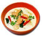 Tom Kha Kai(supa de pui si cocos)