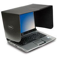 "Compushade Laptop Visor, accesoriul perfect pentru ""tocilari""?"