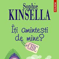 """Iti amintesti de mine?"", Sophie Kinsella"