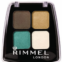 Fard de pleoape Color Rush Quad Rimmel London