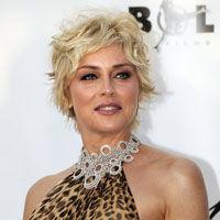 Sharon Stone lupta pentru custodie