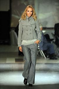 Fashion show al tinerilor designeri la Iasi