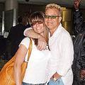 Eddie Van Halen s-a logodit