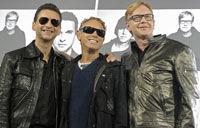 Lansare Depeche Mode