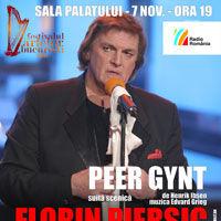 "Florin Piersic, in suita scenica ""Peer Gynt"""