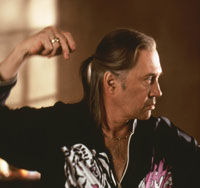 "David Carradine: ""Dennis Quaid mi-a furat formatia!"""