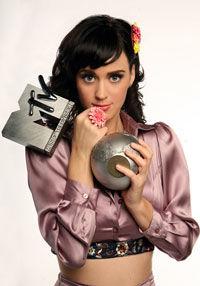 Katy Perry este gazda MTV Europe Music Awards 2008