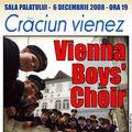 Viena Boys' Choir vine la Bucuresti