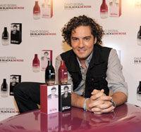 David Bisbal lanseaza un nou parfum