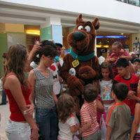 Invazia personajelor Cartoon Network la City Mall