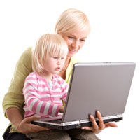 Cat timp isi petrece copilul tau in fata calculatorului?