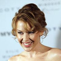 Kylie Minogue in pierdere